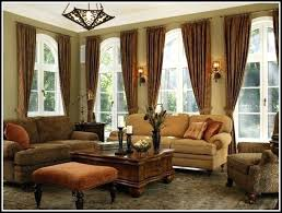 Large Window Curtain Ideas Designs Window Curtains Ideas For Living Room Mikekyle Club