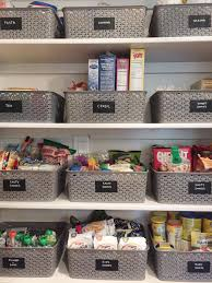 Kitchen Cabinet Organization Ideas 16 Small Pantry Organization Ideas Hgtv