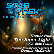 star trek the next generation the inner light the inner light theme for solo piano from star trek the next