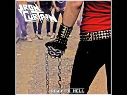 Curtain Band Iron Curtain Pacto Con El Metal Youtube