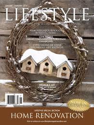 lifestyle magazine january february 2014 by lifestyle magazine