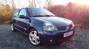 renault clio 2000 used renault clio 2003 for sale motors co uk