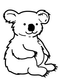77 dessins de coloriage koala à imprimer sur laguerche com page 3