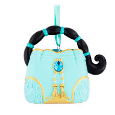 your wdw store disney purse ornament princess jasmine from aladdin