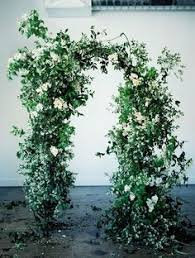 Wedding Arch Greenery Floral Arch Sarah Made At Sarahwinward Workshop White Blossom