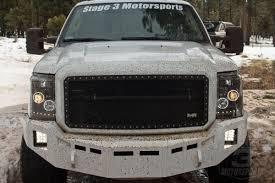 2014 Ford F250 Work Truck - 2011 2015 6 7l super duty grilles