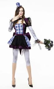 Porcelain Doll Halloween Costumes Shattered Porcelain Doll Costume N10613