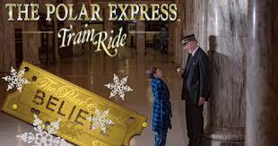 polar express utica adirondack scenic railroad