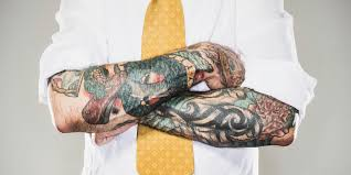 thug tattoos for girls tattoos still reduce chances of getting hired study finds huffpost