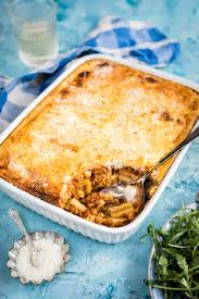 Laura In The Kitchen Pasta Greek Pastitsio Recipe Beef Mince And Pasta Bake