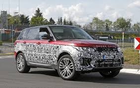 2016 land rover range rover interior 2017 range rover sport facelift spied inside u0026 out autoevolution