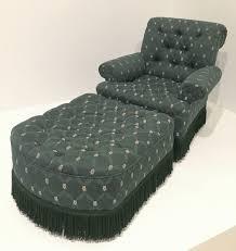 Rock Band Ottoman Grant Wood Lounge Chair And Ottoman The Worley Gig