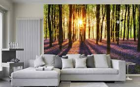 why we love wall murals wizard genius world of wall murals woodland at dawn wall mural