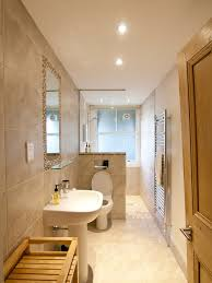 narrow bathroom design narrow bathroom designs image on spectacular home design style