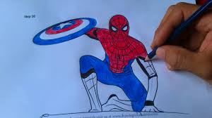 spiderman homecoming coloring pages coloring pages for kids