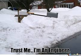 Snow Meme - no post on snow days by natter45 meme center