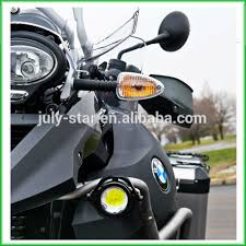 led strobe lights for motorcycles 24w eagle eye projector headlight round laser led motorcycle led