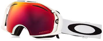 Oakley Canopy Ski Goggles by Amazon Com Oakley Airbrake Snow Goggle Bright Orange With Fire