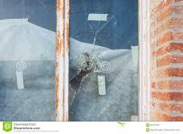 replacement glass front door broken glass front door stock photo image 85575553