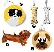 pet christmas 20 modern dog themed christmas ornaments dog milk