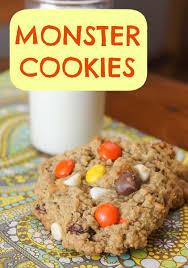 monster cookies recipe just short of crazy