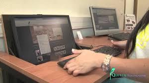 mobilier de bureau informatique meuble informatique par quetzal