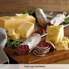 Meat And Cheese Baskets 27 Best Meat Gift Baskets Images On Pinterest Gourmet Foods