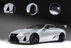 lexus coupe black rendered the lexus lc 500 gt3 race car lexus enthusiast