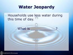 ppt every drop counts conserve water powerpoint presentation