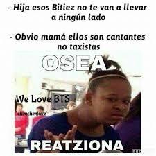 Funny Memes Espaã Ol - resultado de imagen para memes de bts en español 2017 memes de bts
