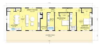 ranch style house floor plans ranch style house plan 2 beds 2 00 baths 1480 sq ft plan 888 4