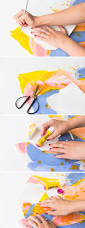 how to fold an envelope how to make painted diy envelopes from scratch paper u0026 stitch