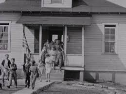 one room home national film preservation foundation one room schoolhouses ca 1935