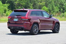 jeep grand cherokee 2016 driven 2016 jeep grand cherokee srt carfax blog