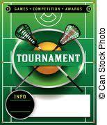 vector softball tournament template an illustration of a