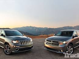 2012 jeep grand srt8 2012 dodge durango factory fresh