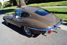1969 jaguar xke e type leather stock 852 for sale near torrance