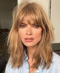 swag hair cuts medium lenght 36 modern medium hairstyles with bangs for a new look medium