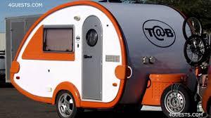 tab camper trailer t b teardrop youtube