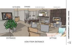 perfect living room zen style 3346