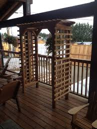 lattice trellis arbour and pergola what is the difference