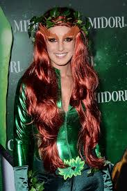 hollywood halloween grimes 3rd annual midori green halloween party in west hollywood