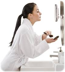 best bathroom mirrors u2013 best lighted makeup mirrors