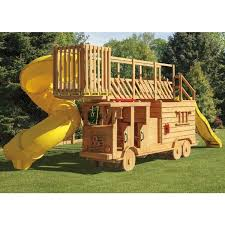 Wooden Backyard Playsets Best 25 Playground Set Ideas On Pinterest Swing Sets For Kids