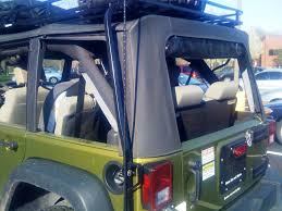 third row seat jeep wrangler spare on roofrack 3rd row seat