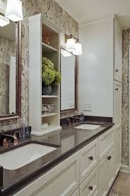 Bathroom Countertop Storage Small Bathrooms With Clever Storage Spaces Diy Ideas Middle And
