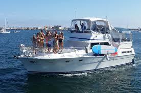43 u0027 viking m y bow time view amenities yachting san diego