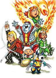 Volkner by Family Guy X Men By Kwongbee Arts Deviantart Com On Deviantart