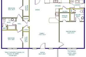 house plans with basements 19 open floor plan homes basements open floor plans with