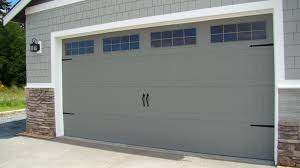 Garage Size 2 Car by Backyards Garage Choice For Door Styles With Sliding Doors Also